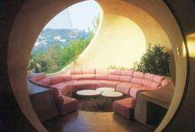 Zen Space / Interior design inspiration for creating a relaxing haven, a zen space.