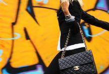 bag lady / by Taylor Anne Adams