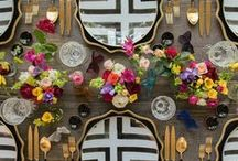Tablescapes / The art of decorating for the right dining experience