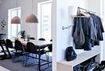 Interior inspiration / Check out our daily interior inspiration for new clean styles, minimal trends and Scandinavian designs.
