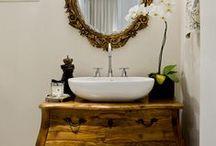 decor banheiro | bathroom decoration