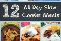 Crock Pot/Week day Meals