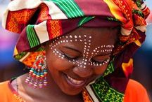 Moodboard - Mozambique Travel Visual ID