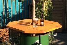 Olive tree bar