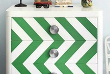 Clever Paint / noteworthy uses of paint in the home / by Stephanie Poli
