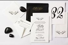 Méldeen's S U I T E S / Founded in 2008, Méldeen specializes and develops luxury brands for weddings and wedding related stationery. See more designs at Meldeen.com.