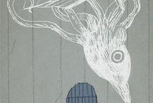 Illustrate / Illustrations I like and find inspiring