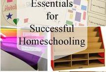 Homeschooling / by Amber Therrien