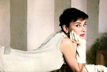 ** Audrey Hepburn** / (Proverbs 139:14) / by Alexis Shay