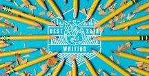 Writing Inspo / Grammar + Inspiration