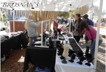 My trade show pic's / by Constance Brosnan
