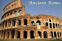 Ancient History: Rome / A Collection of resources we have used for Ancient History studies. Good resource for folks using A Child's History of the World / by Kim Bennett