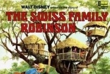 Unit Studies I: The Swiss Family Robinson / We loved the Swiss Family Robinson. Here are some great resources if you want to really go wild and spend the whole summer studying things while reading it. Lends itself nicely to so many topics. / by Kim Bennett