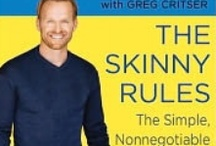 """The Skinny Rules"" - 20 Weeks to Physical Fitness / Inspired by ""The Skinny Rules,"" my family is embarking on a 20-week plan toward better health and fitness. Follow along!"