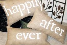 Pillow Talkin' / by Kim Wood