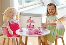 Gift Ideas for Girls / Our favorite birthday gifts for girls run the gamut from construction sets to dolls to jewelry sets and other crafts. There's a great gift for every young lady here.  / by HearthSong