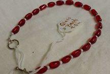 Ankle bracelets I make / by Constance Brosnan