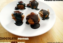 #RECIPEFRIDAY / Be sure to link up to your recipe on #RECIPEFRIDAY via www.candyfit.net / by Kierston
