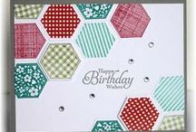 Stampin' Up! Inspiration / I'm a Stampin' Up! Independent Demonstrator. This is the board where I save ideas for cards and projects that I can't wait to make!  / by Yvonne Johnson