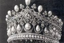Tiara's and other Oh so Lovely Jewelry / by Constance Brosnan