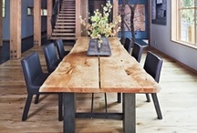 Modern Rustic Retreat / Inspiration for a someday dream vacation home in the mountains / by Stephanie Poli
