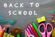 Back to School / A What The Flicka community board for sharing back to school inspiration and ideas! / by Felicity Huffman