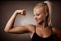 I, I, I...I workout! / Healthy living / by Cristina De Anda