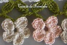 Crochet, randjes