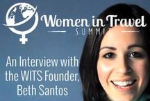 Women in Travel Summit / Photos from speakers, staff, and attendees and inspiration for the Women in Travel Summit!
