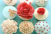 DECADENT CUPCAKES / Cupcakes  / by Gayle Herbert