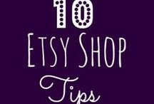 Etsy Tips & Tricks