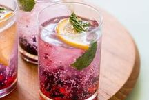 Botanical G&Ts / Gin and Tonics with a difference