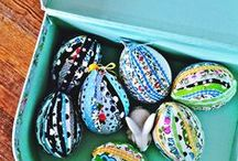 Easter Crafts and Decoration / All things easter, Easter crafts and decorations, eggs, bunnies etc.