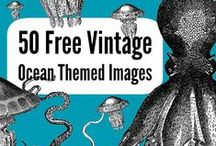 Vintage graphics / Free vintage graphic images and inspirations