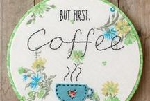 Coffee / All things coffee related, crafts, signs sayings etc
