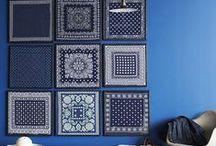 Indigo / Showing love for indigo's !  Anything the colour indigo.