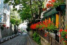 """Paris / """"Paris is always a good idea"""" -- The city that stole my heart!"""