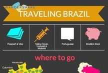 Infographics / Travel DOs, DON'Ts and tips infographic style!