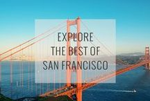 Bay Area / Oakland & San Francisco are two of my favorite cities that I consider my home away from home.