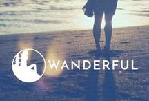 Wanderful / We want to create a beautiful space for our Wanderful community to share their travel favorite photos, stories, tips, and inspiration. What motivates you to travel? Pin it here!