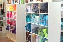 YUCAMI - wir lieben Stoffe / Alles was du bei uns im Shop zum nähen brauchen kannst