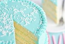 Cakes and Frostings