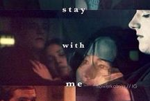 Josh and Jennifer/Katniss and Peeta <3 :{p / The greatest thing, you'll ever learn, is just to love. And be loved in return...❤️
