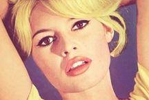 Brigitte Bardot / by Glenda Cranage Ledbetter