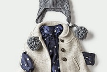 Baby Style Stars / Trendy fashion for your too cool newbie! / by MommyNoire