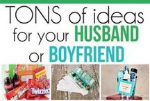 Gift ideas for men / gift ideas for the men in your life / by Miranda Lawton
