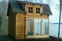 Tiny House - Affixed