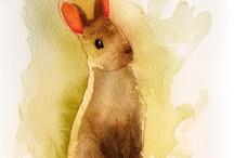 Bunny Rabbits / Love,,,,,