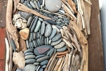 Education: Reggio: loose parts / and Art with Nature / by Anne Woodard