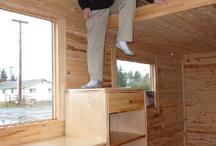 Tiny House - Loft Ladders